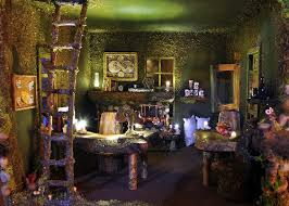 hween fairy house