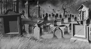 hween graveyard