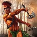 hween indian tomahawk