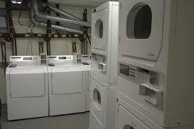 a dorm laundry