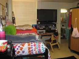 a dorm room 1