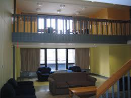 a dorm lounge 2