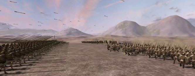 lin army attack